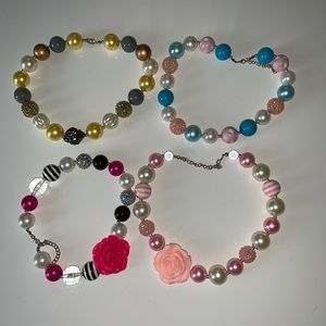 Bubble kids necklace bundle